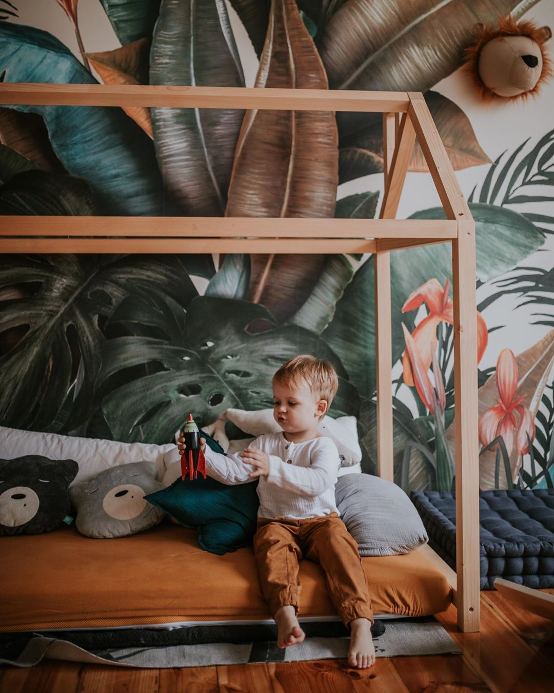 We Love Tropical Kids Rooms Beautiful Children Room By Leo