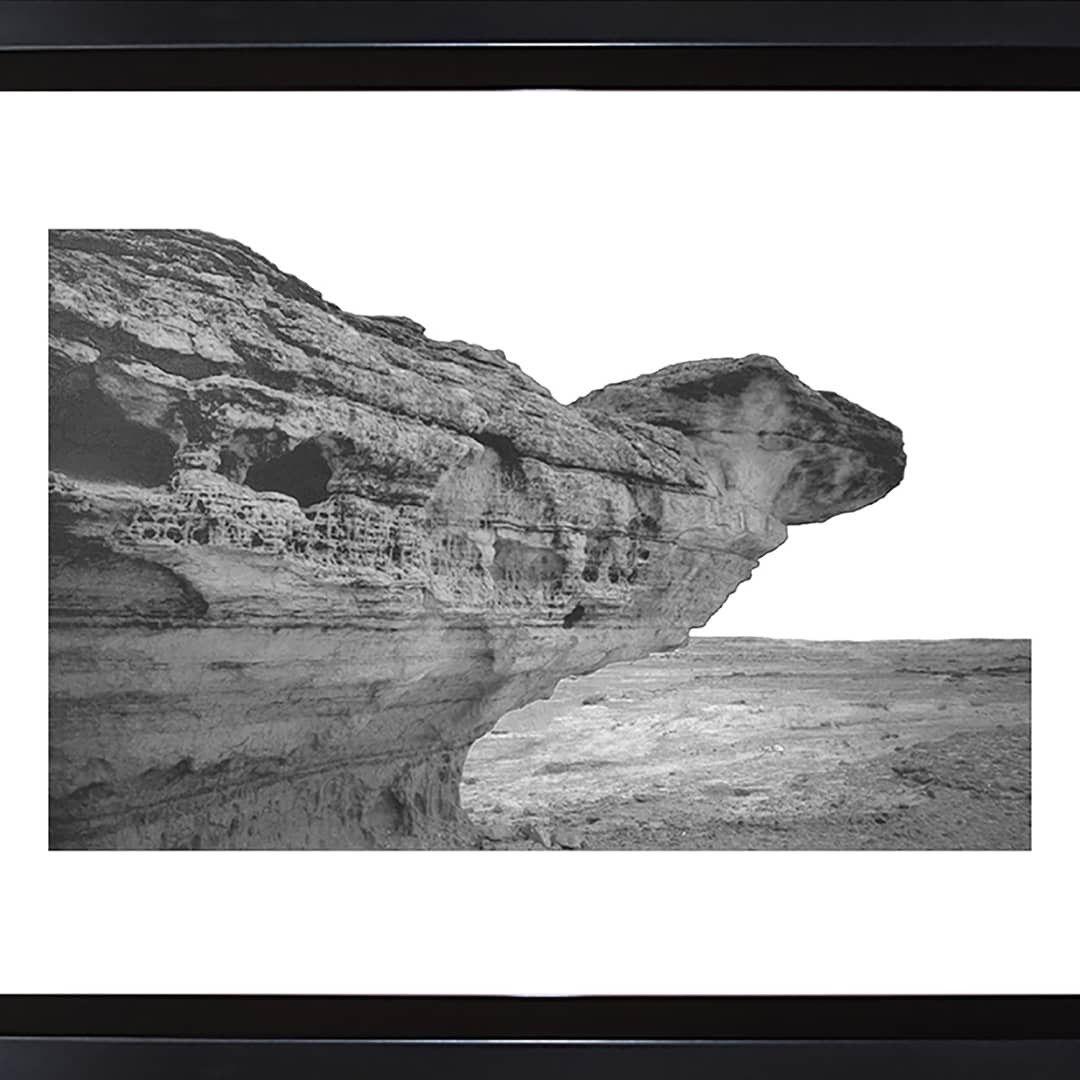 Saudi Desert Art Prints Art Black And White