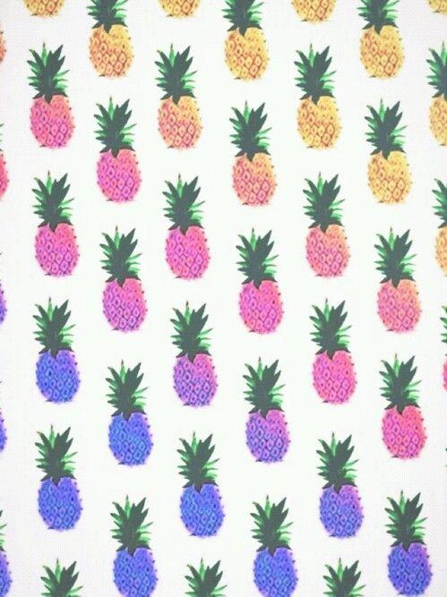 Beauty Undefined Pineapple Wallpaper Fruit Wallpaper Cute Wallpapers
