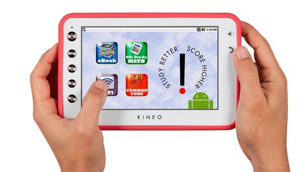 Brainchild Kineo joins Kindle, iPad in digital reformation