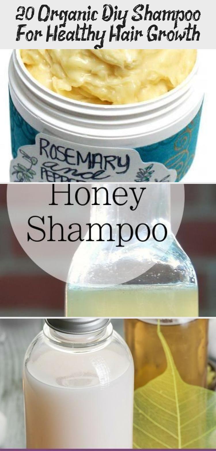 20 organic diy shampoo for healthy hair growth pretty