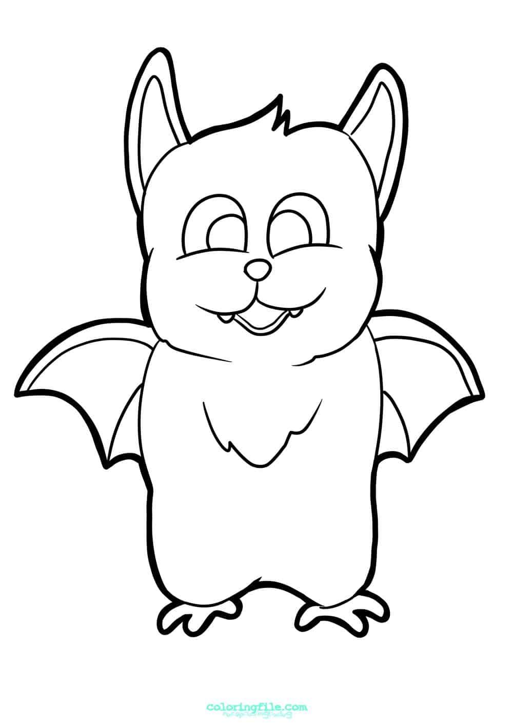 Printable Halloween Bat Coloring Pages Halloween Coloring Pages Printable Bat Coloring Pages Halloween Coloring
