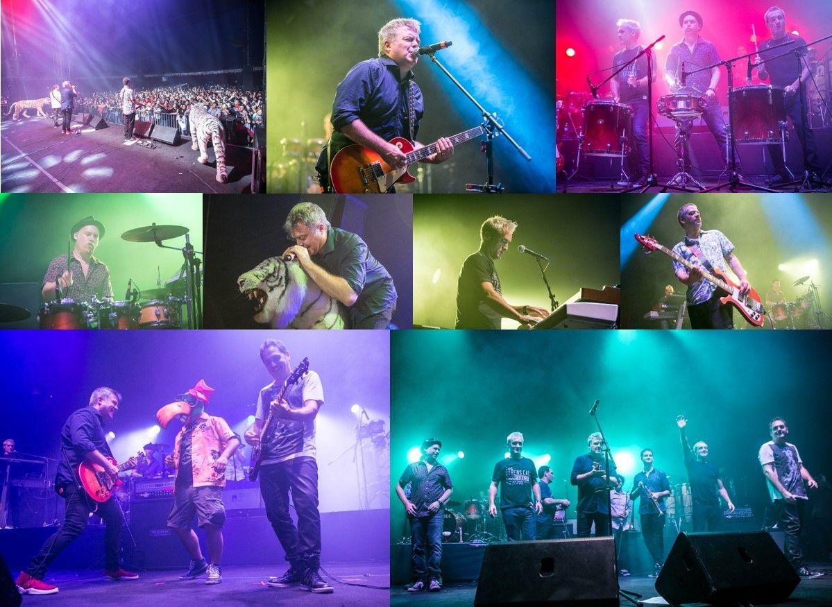El pasado sábado 09 de abril se presentó la banda argentina Los Pericos en La Carpa Astros y ni la lluvia ni el Hoy No Circula lograron impedir la cobertura