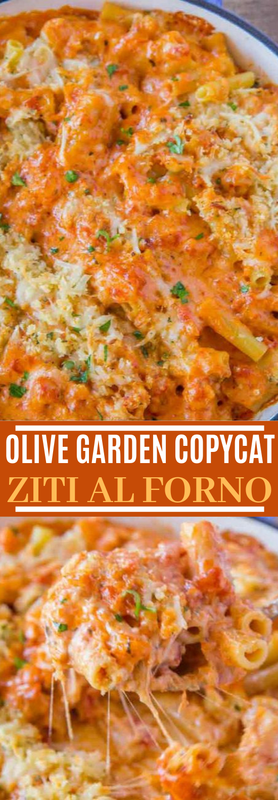 Olive Garden Five Cheese Ziti al Forno (Copycat) #dinner # ...
