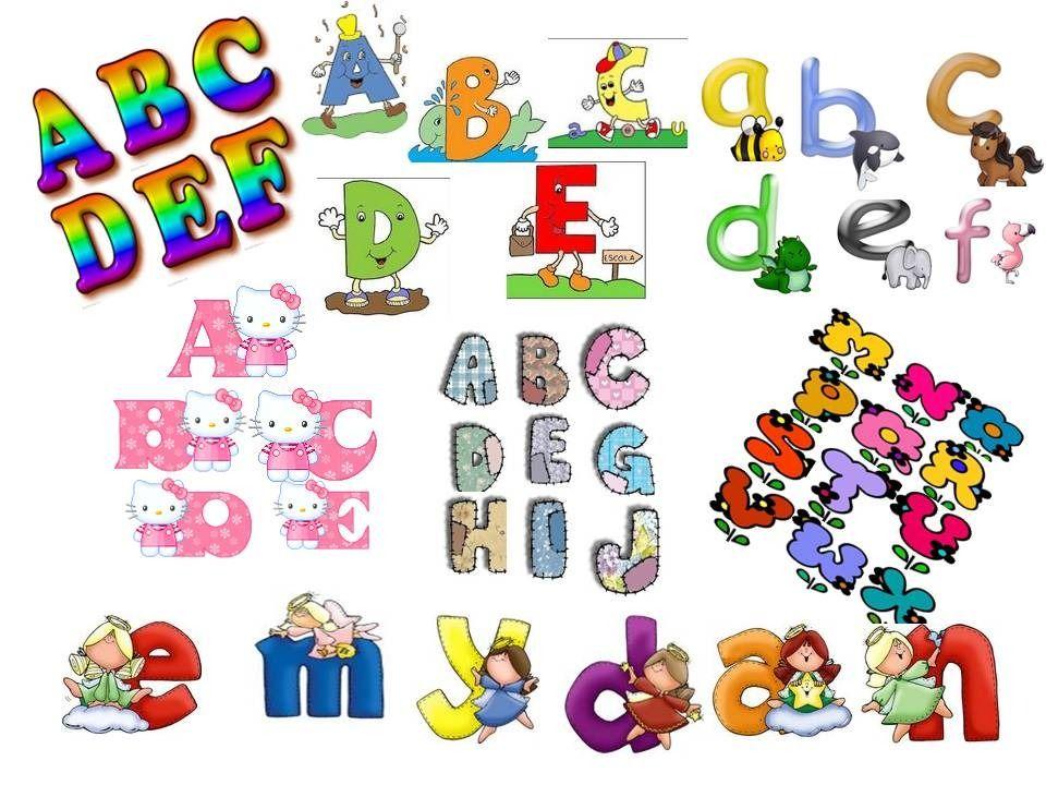 Letras bellas para carteleras dibujos foami fotos bsf - Letras decorativas infantiles ...