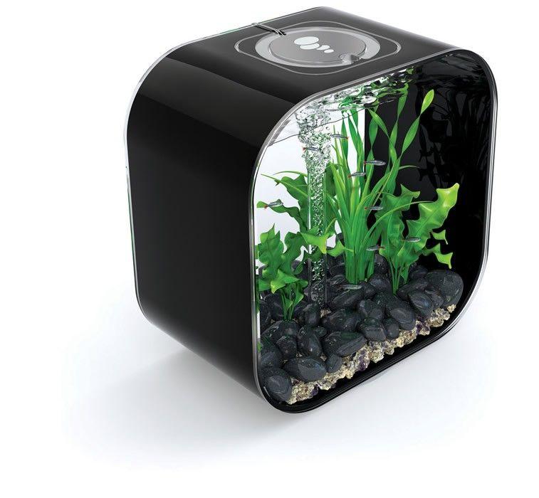 Aquarium biOrb Life Square 30 litres Piano black (noir