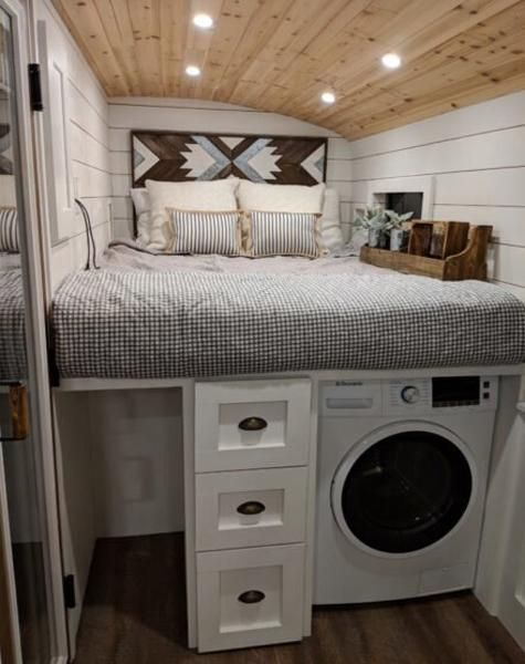 Photo of Creative recycling and upcycling ideas, charming school bus home on wheels – upcycling blog