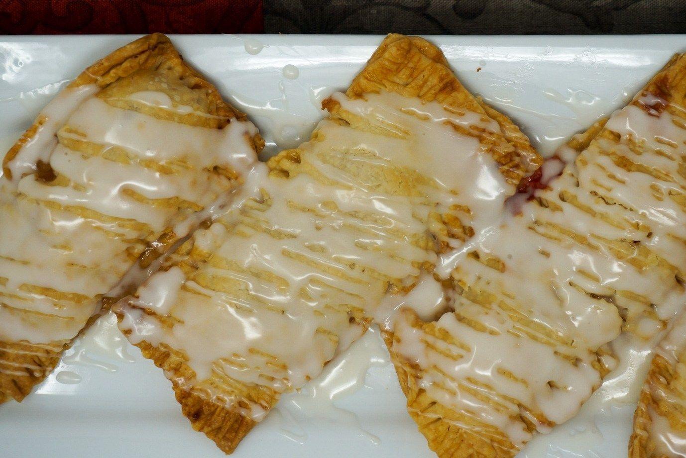 Air Fryer Fruit Pies Recipe Air fryer recipes, Fruit