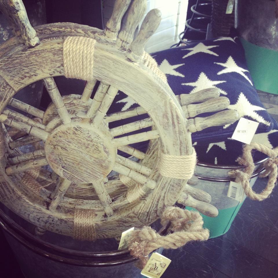 Wooden Ship Sterns