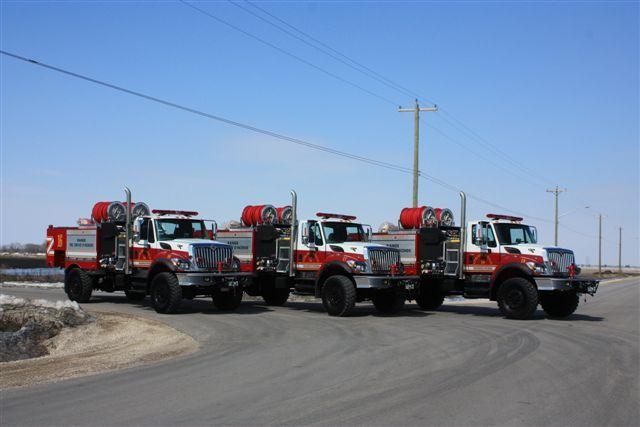 international 7400 4x4 - Google Search | Brush Trucks | Fire