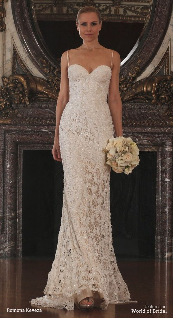 Romona Keveza Spring 2016 Wedding Dress