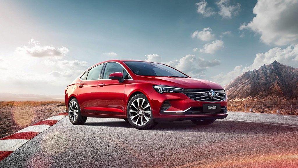 El Buick Verano 2020 Estrena Rostro Un Astra Sedan Exclusivo Para China Buick Verano Buick Sedan