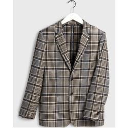 Photo of Gant Washable Check Blazer (Green) Gant