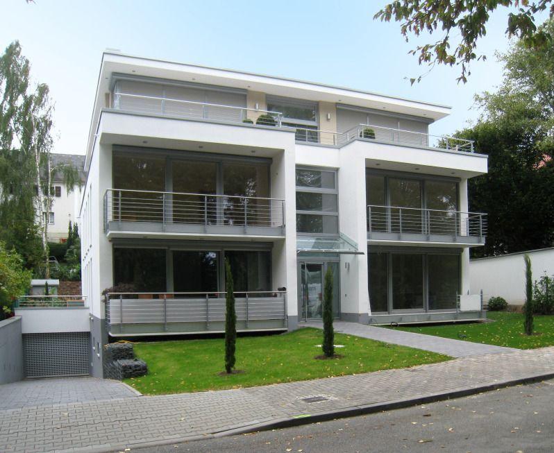 Mehrfamilienhaus Neubau eines Mehrfamilienhauses