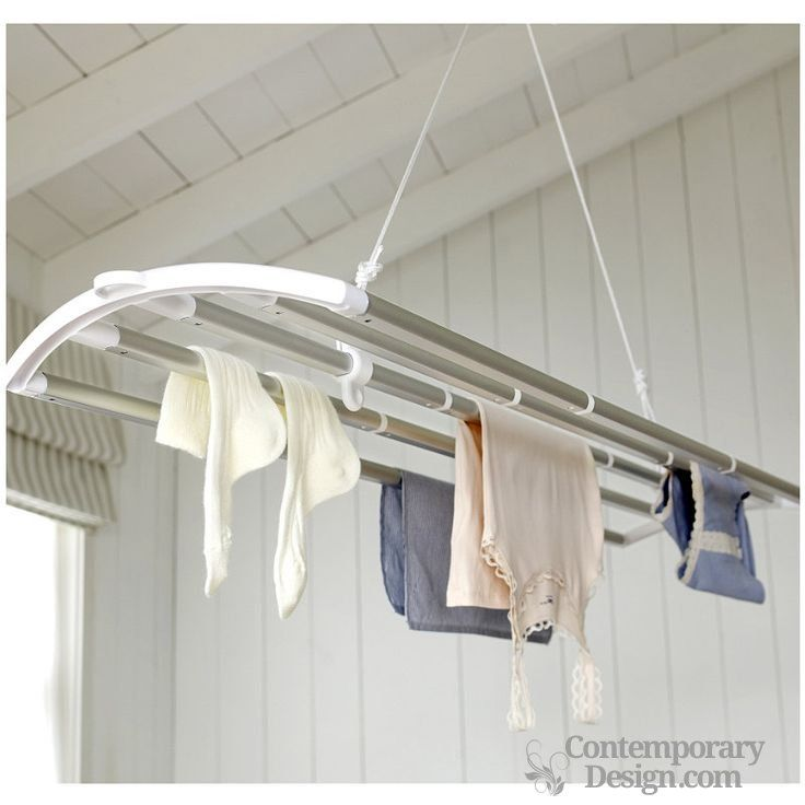Ceiling Clothes Airer Transform Your Ceiling Into A Drying Area Drying Rack Laundry Drying Room Laundry Drying