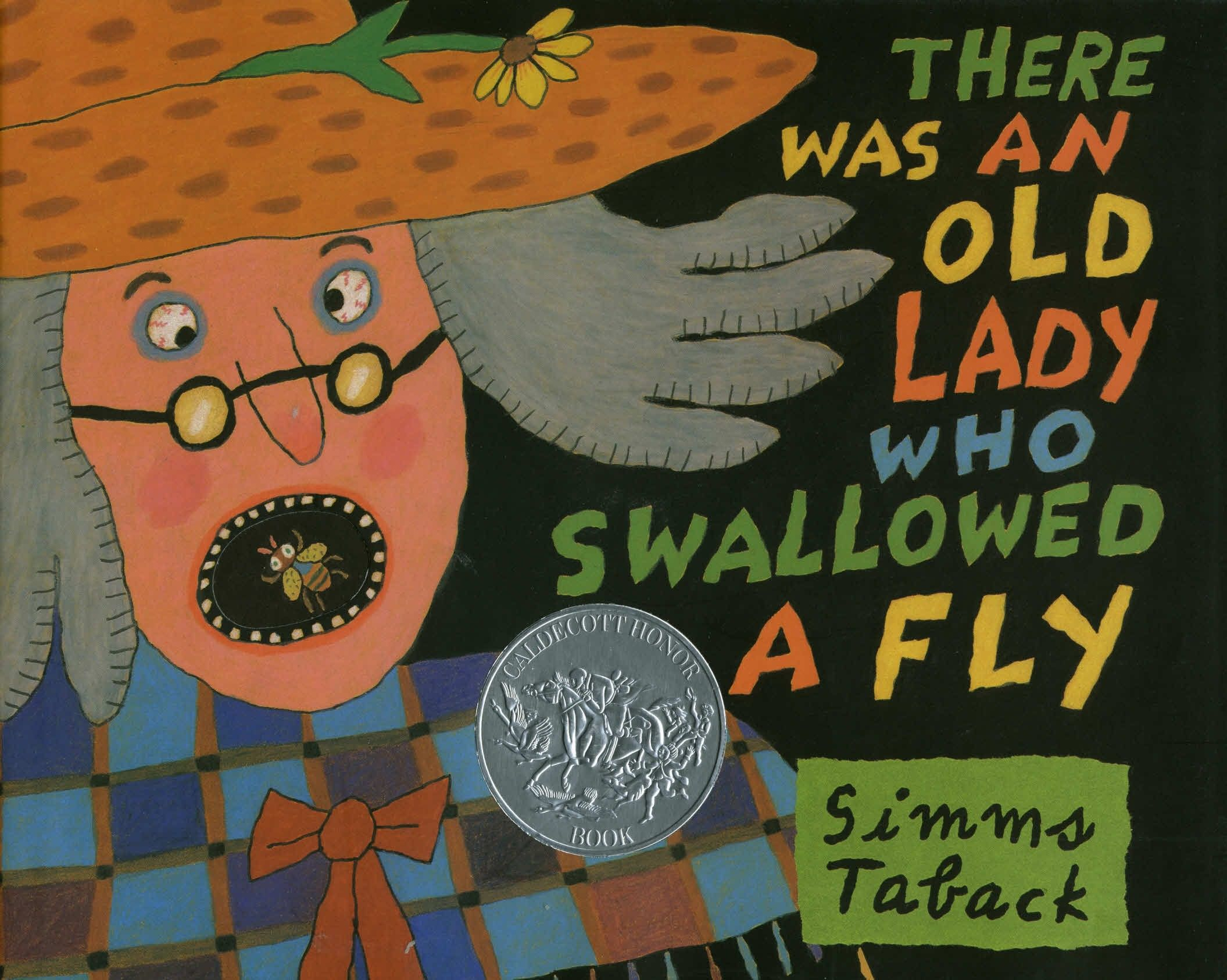 There was an old lady who swallowed a Fly is a good book to read to children because it is repetitive and there is a song that goes along with it. This book has many activities that can be used with it and students will love seeing what she swallows.