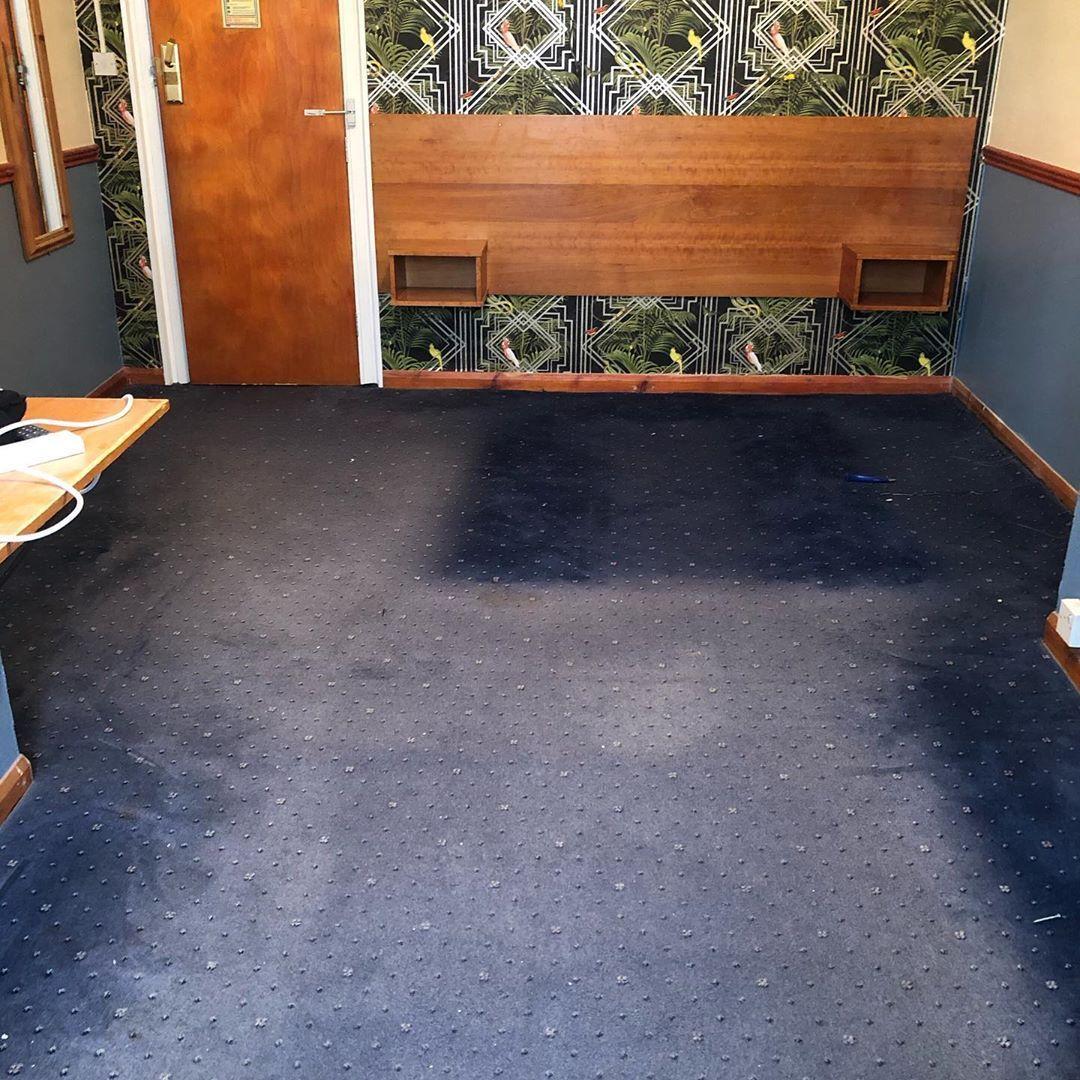Pop Art Stripe On 10mm Pu Foam Underlay Carpet Carpetinstallation Thesouthcli Pop Art Stripe On 10mm Pu Foam Underla In 2020 Carpet Installation Diy Carpet Foam