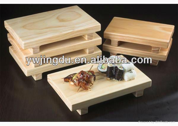 japanese wooden food sushi tray wholesale $1~$10 | Entree
