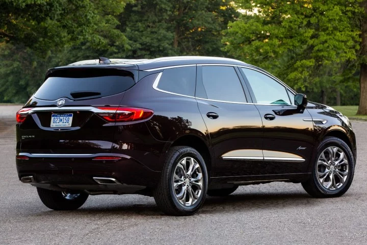 2020 Buick Enclave Avenir Styling Updates On Display Gm Authority Buick Enclave Buick Enclave