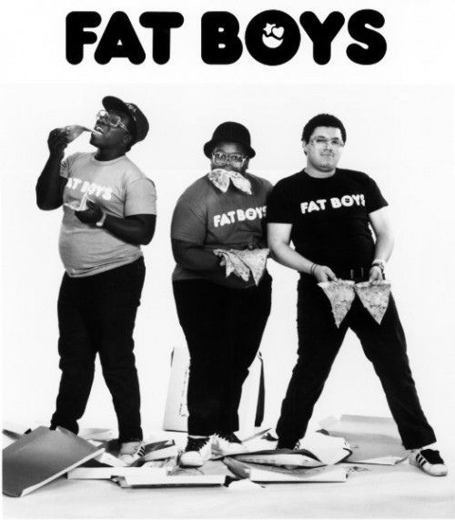 The Fat Boys LOVE pizza in 2019 | Books Worth Reading | 80s hip hop