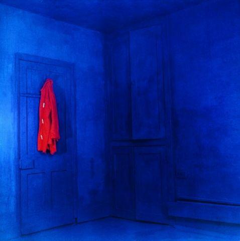 John Hilliard Not Black And White At Richard Saltoun Gallery