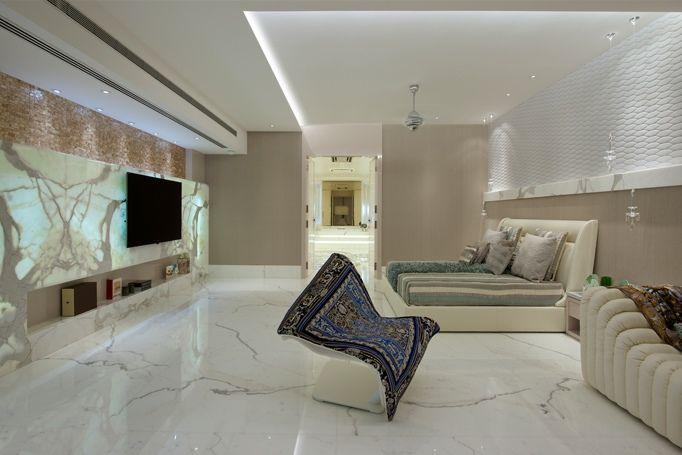 Luxury Villa Location: Mumbai Interior Designer: ZZ Architects