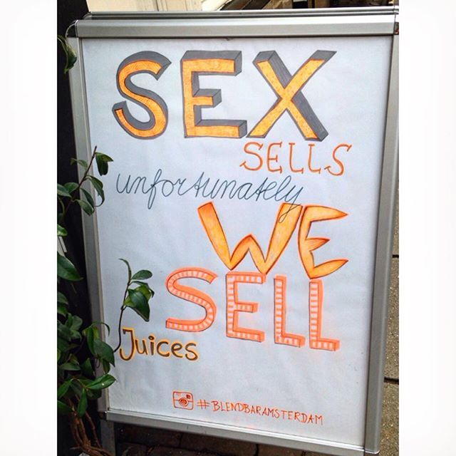 #advertising #sex #selling #amsterdam