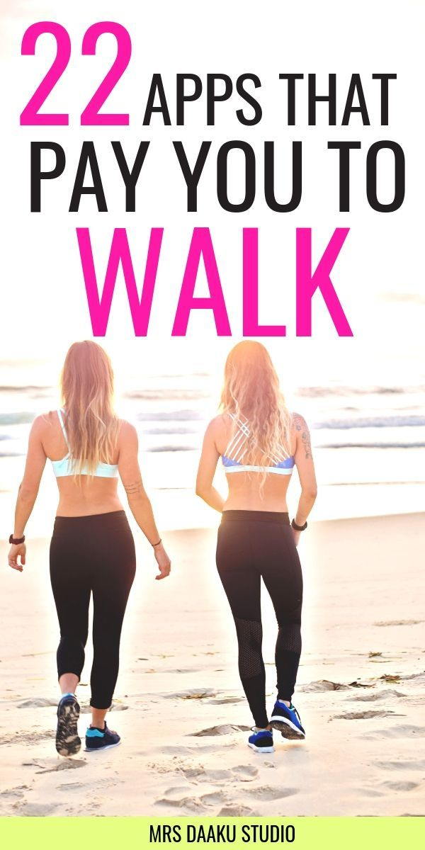 16+ apps that pay you to walk Ready to get paid to walk