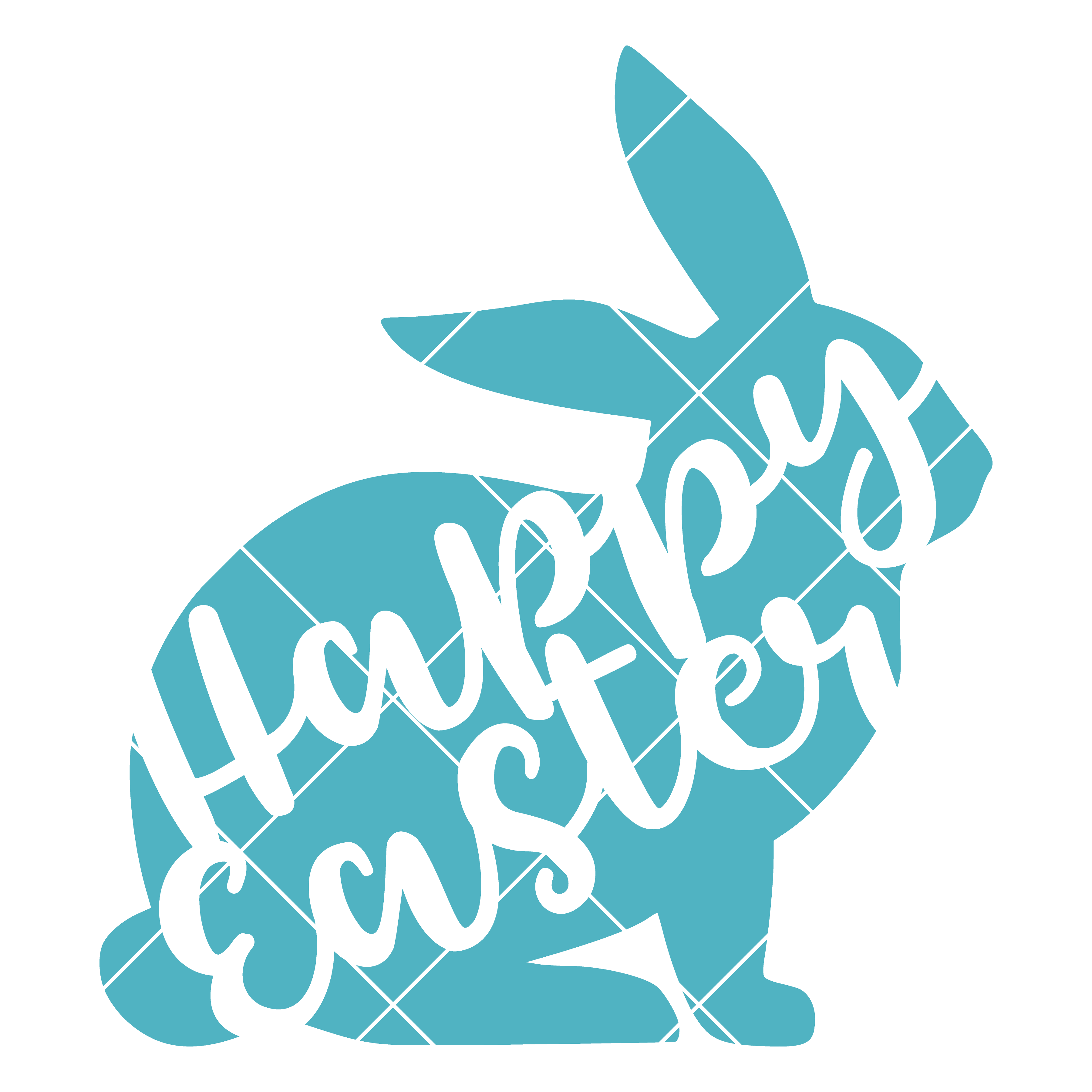 Download Happy Easter SVG | Free silhouette files, Easter t shirts ...