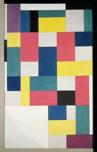 Theo van DOESBURG (1883-1931) - Título: Pintura pura Técnica: Oleo sobre tela Medidas: 130 x 80,50 cm. Año: 1920 [b]Catálogo de Arte TV[/b]: http://www.youtube.com/catalogodearte [b]Marcelo GUTMAN[/b]: http://marcelogutman.blogspot.com - Fotolog