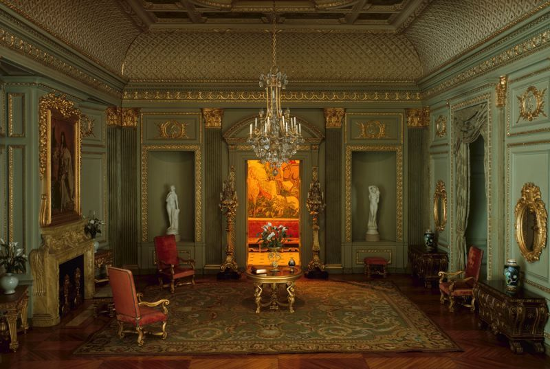 Rooms: E-18: French Salon Of The Louis XIV Period, 1660-1700