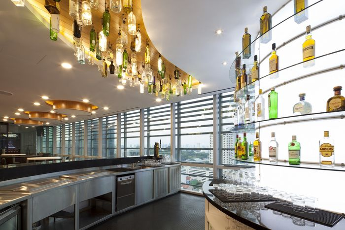 Diageo - Singapore Offices - Office Snapshots