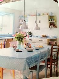 Pin By Amber C On Kitchens Kitchen Inspirations Pastel Kitchen Country Kitchen