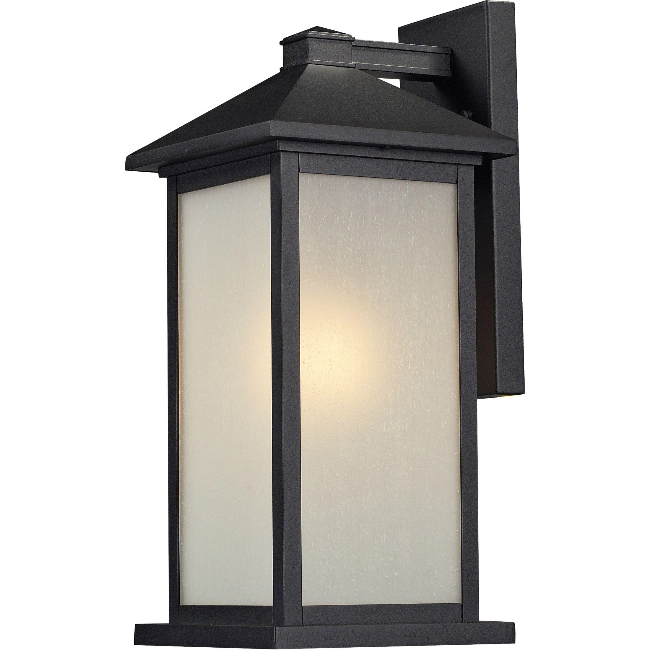 Outdoor Wall Mount Light Fixture