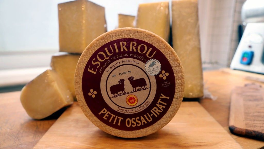 A french cheese takes the title french cheese cheese