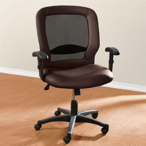 Plus Size Living Brylanehome Extra Wide Mesh Computer Chair by Plus Size  Living. Plus Size Living Brylanehome Extra Wide Mesh Computer Chair by