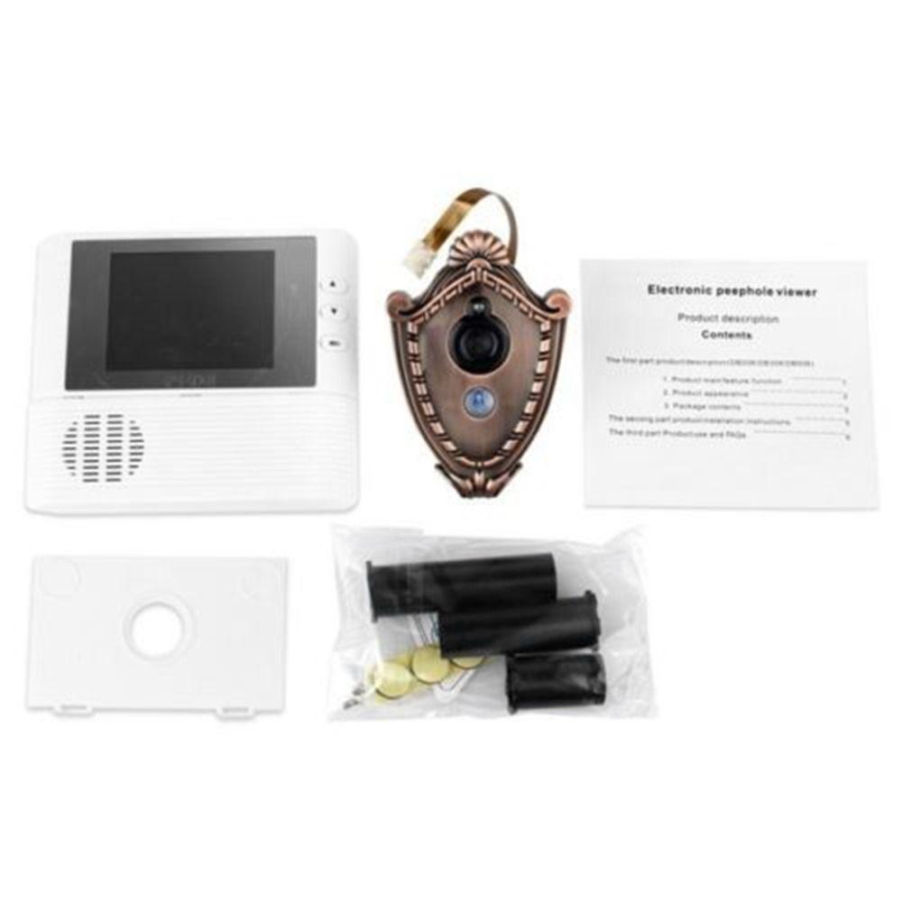 [Free Shipping] Buy Best 2.8 inch Lcd digital Door Camera Doorbell  sc 1 st  Pinterest & Free Shipping] Buy Best 2.8 inch Lcd digital Door Camera Doorbell ... pezcame.com