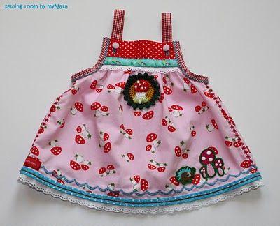 ...baby dress...