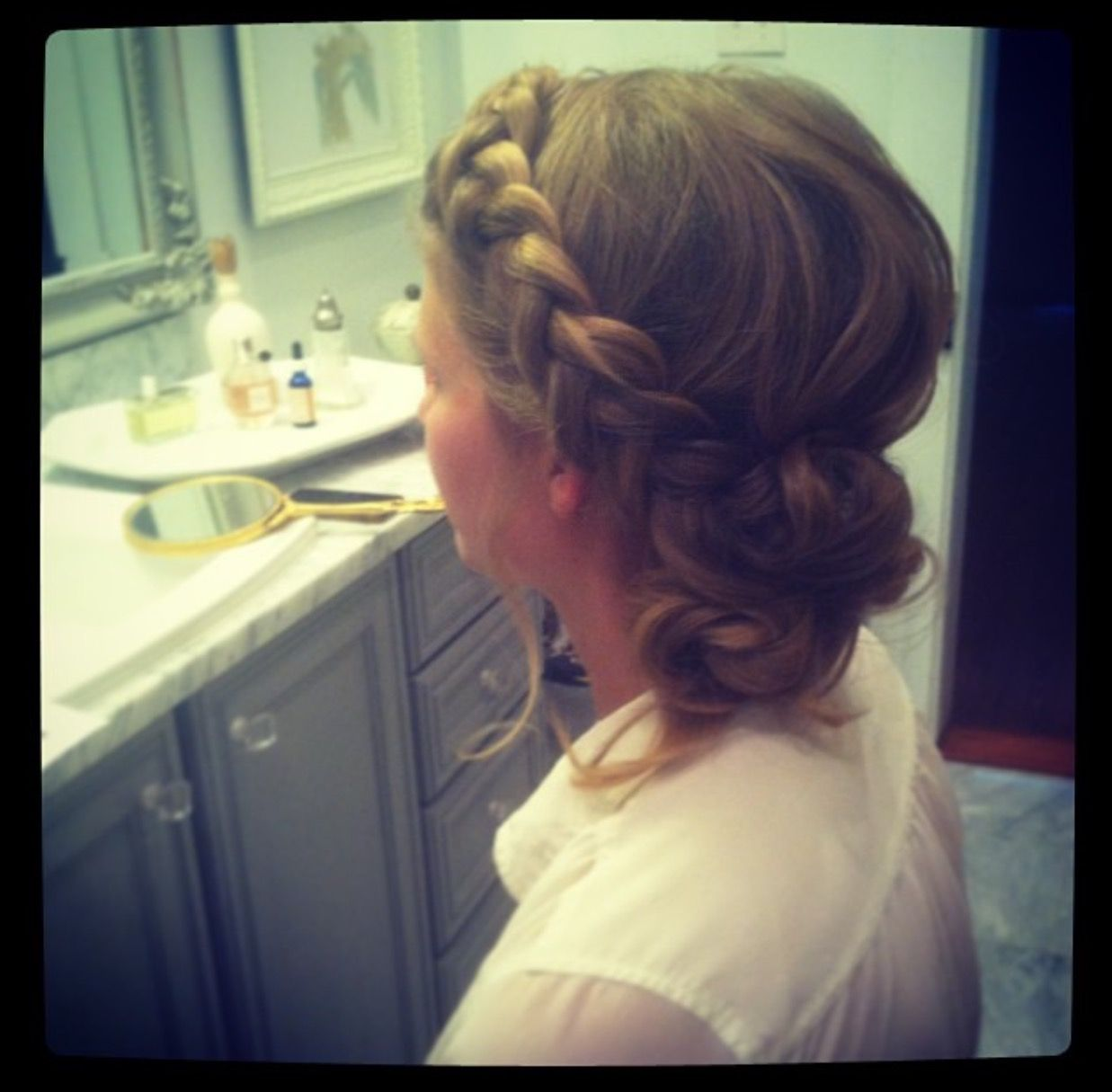 Pin by kerolyn pena on party and bridal hair pinterest bridal hair