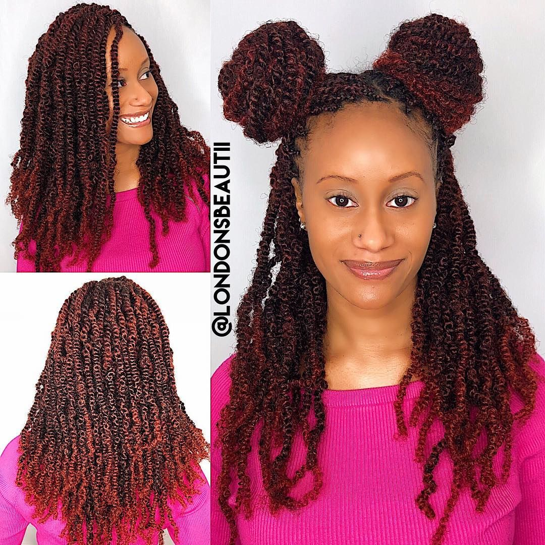 Épinglé par Sofia Aplogan sur coiffures Hair styles