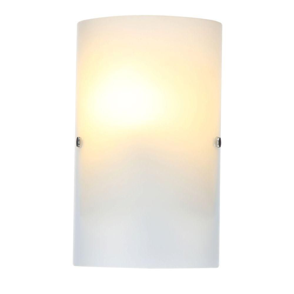 Eglo Troy 3-1-Light Matte Nickel Sconce | Troy, Lights and Garage attic