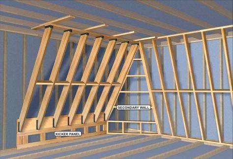 how to build a home climbing wall  escalade intérieur