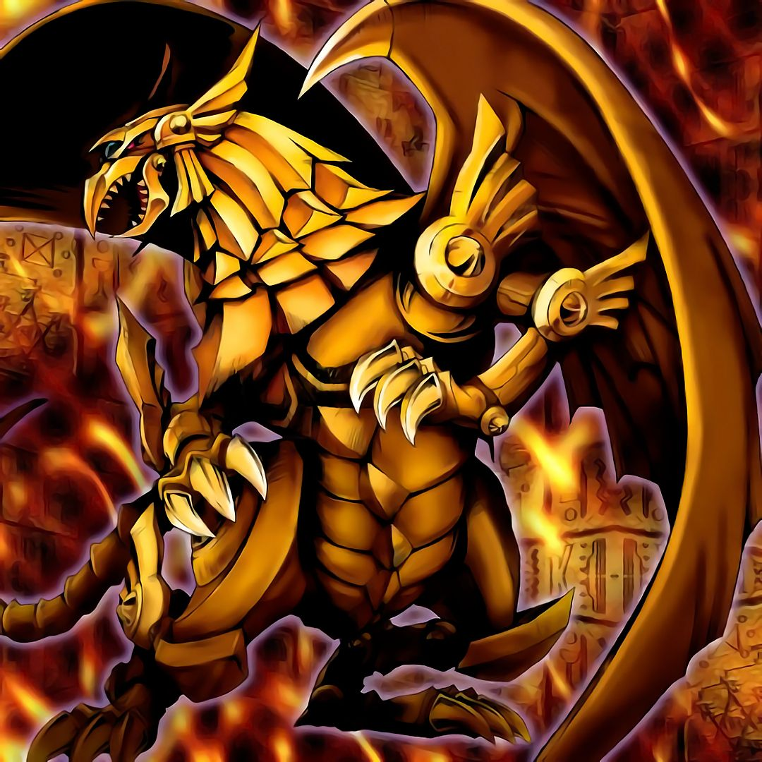 The Winged Dragon of Ra   Yugioh   Yugioh monsters