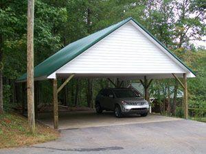 Carport With Vinyl Siding Carport Carport Designs Metal Carports