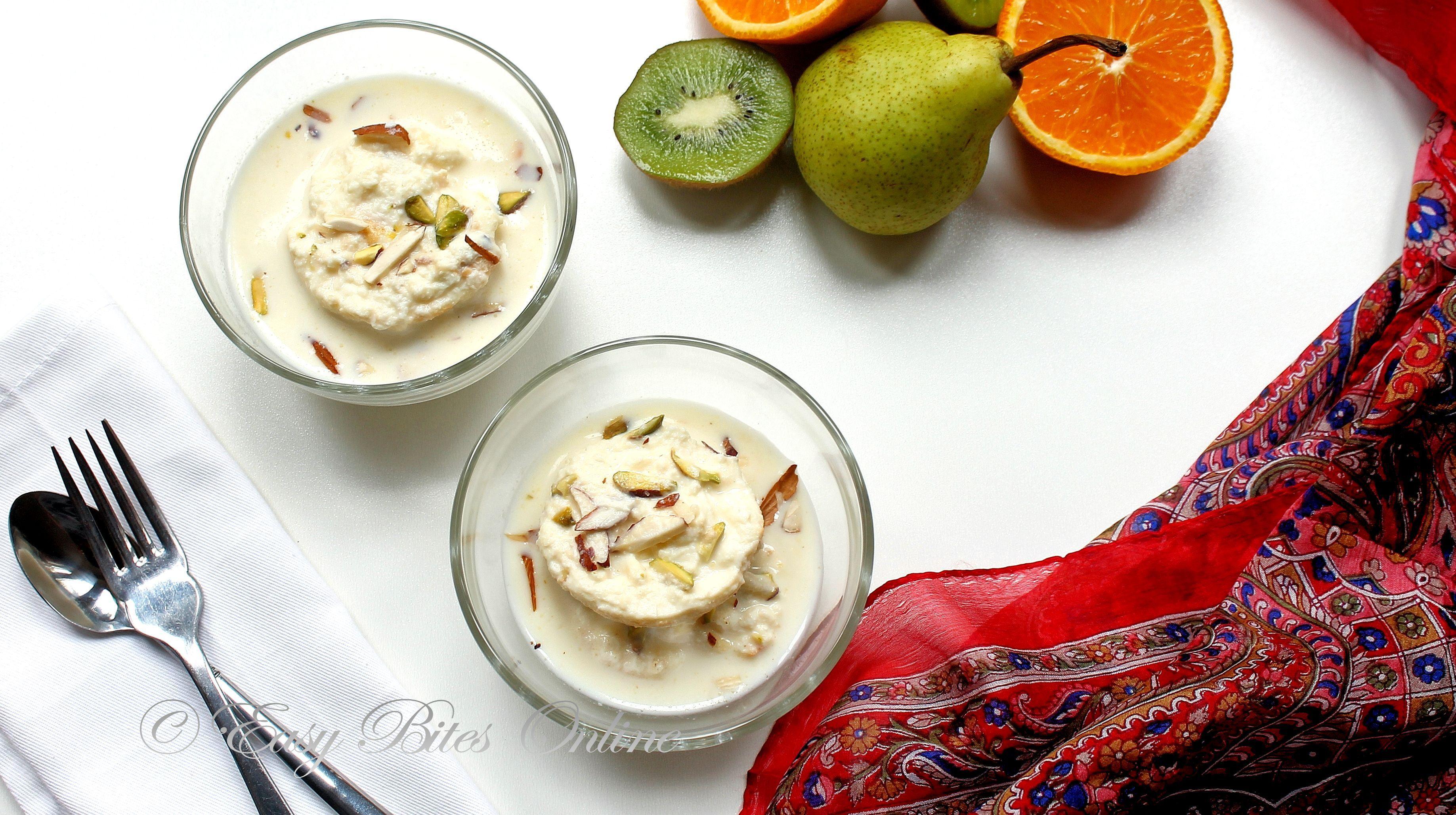 Recipes Ricotta Cheese Rasamalai