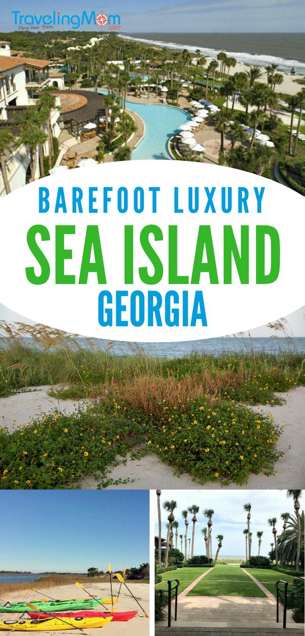 Sea Island Georgia