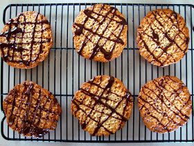 AJ's Cooking Secrets: Florentines (Almond Lace Cookies)
