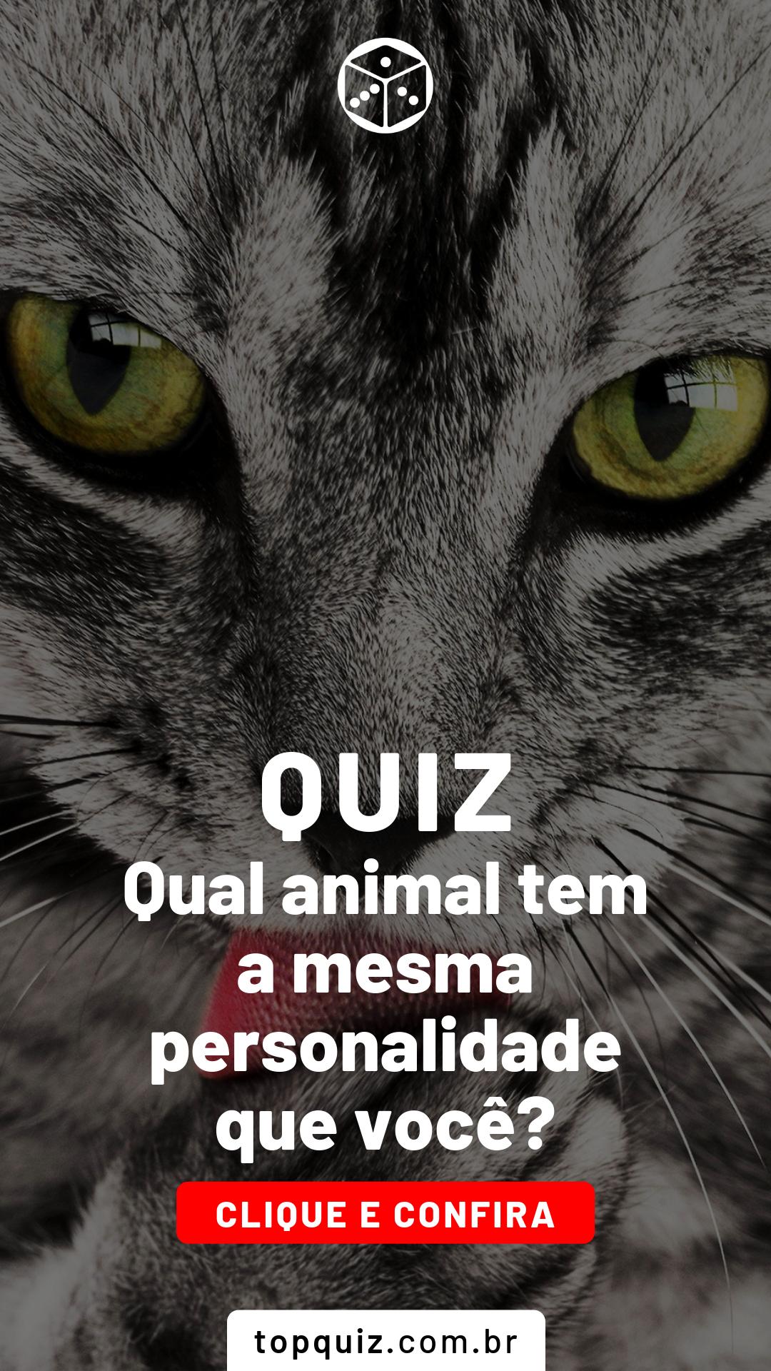 [TESTE] Qual animal tem a mesma personalidade que você