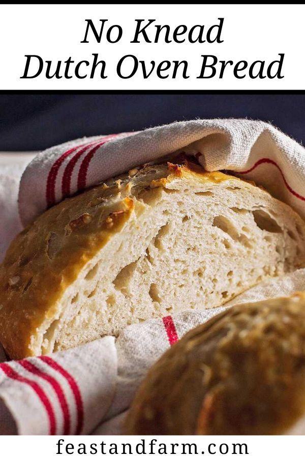 No knead dutch oven bread | Recipe | Dutch oven bread ...