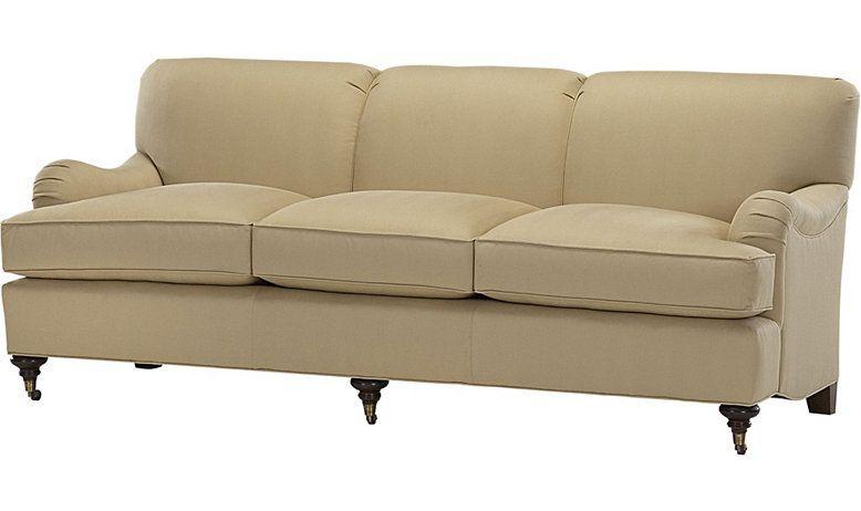 English Arm Sofa By Baker Classics Upholstery 6924s Baker